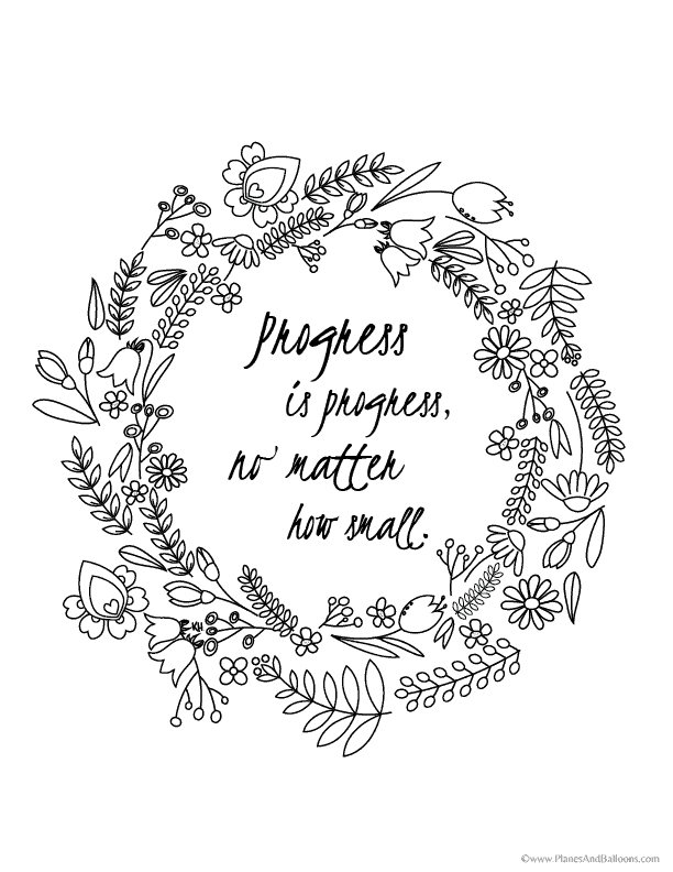 Inspirational Quotes Coloring Pages For Everyone Free Printables Quote Coloring Pages Inspirational Quotes Coloring Coloring Pages