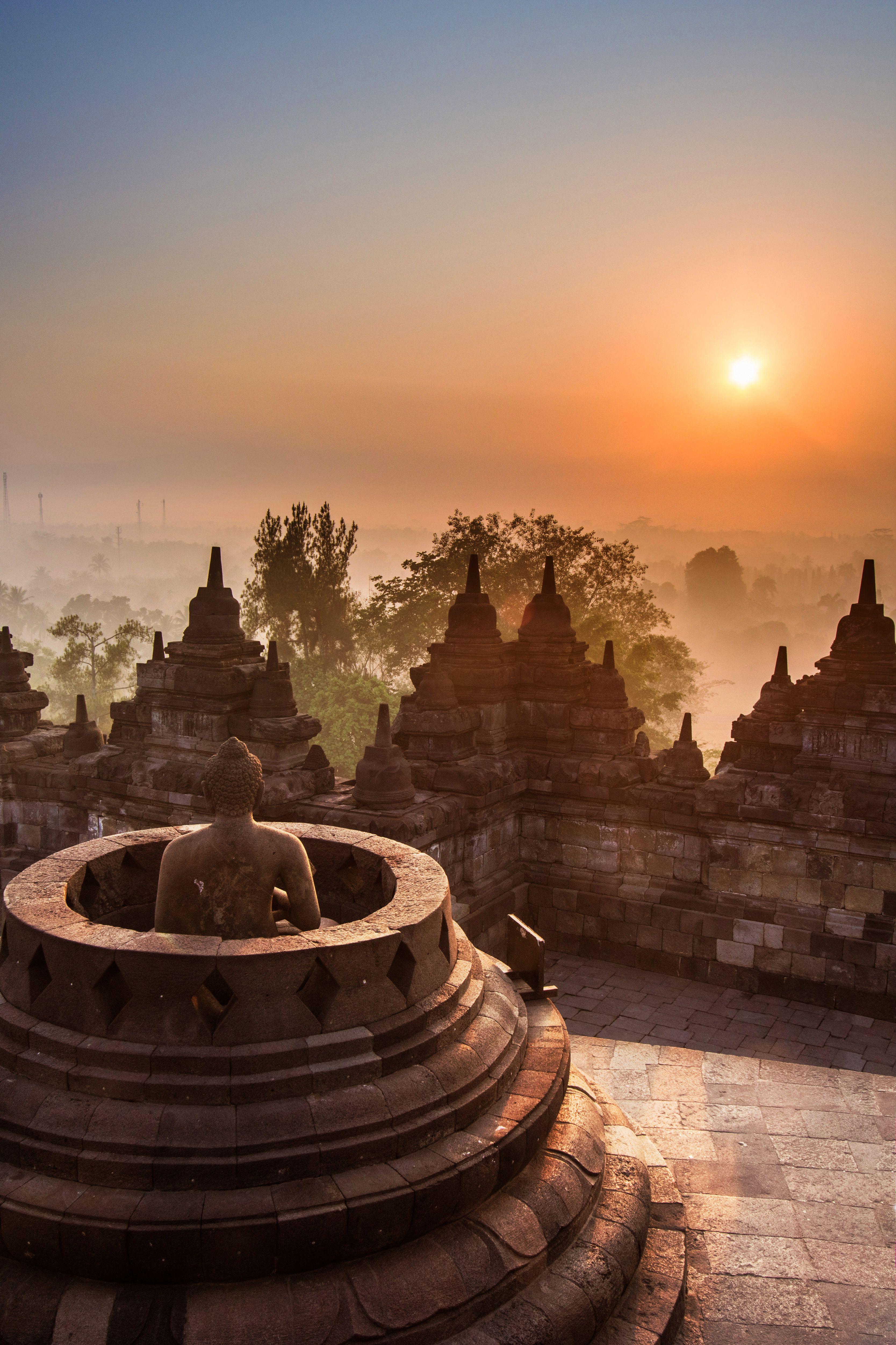 Circuit Couleurs Indonesiennes Beaux Endroits Indonesie Endroits A Visiter
