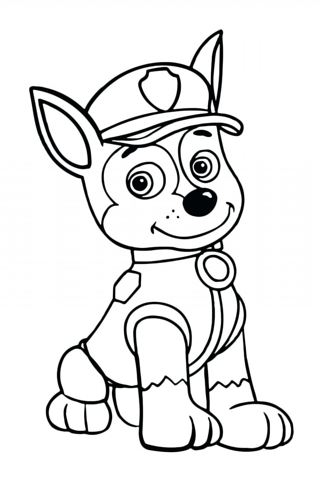 Tracker Paw Patrol Coloring Page Youngandtae Com In 2020 Paw Patrol Coloring Paw Patrol Coloring Pages Paw Patrol Tracker