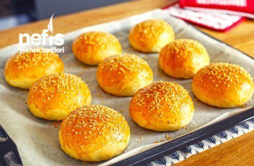 Photo of Hausgemachtes Hamburger Brot und Fleisch (mit Video) – lecke…