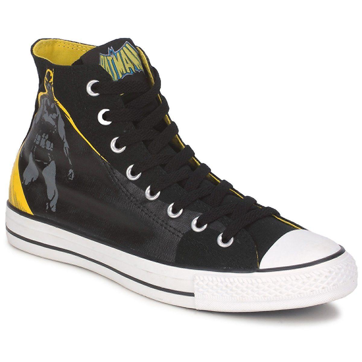 Reportero brindis Influencia  Nuna nuna nuna nuna nuna nuna NUNAA.... BATMAN!   Converse, Womens converse,  Converse chuck taylor high top sneaker