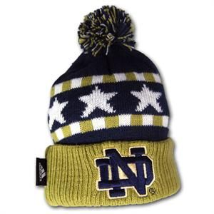f4d63b5f0ee Notre Dame Knit Toddler Hat