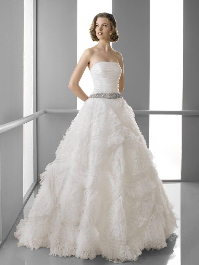 Vestidos novia low cost alicante