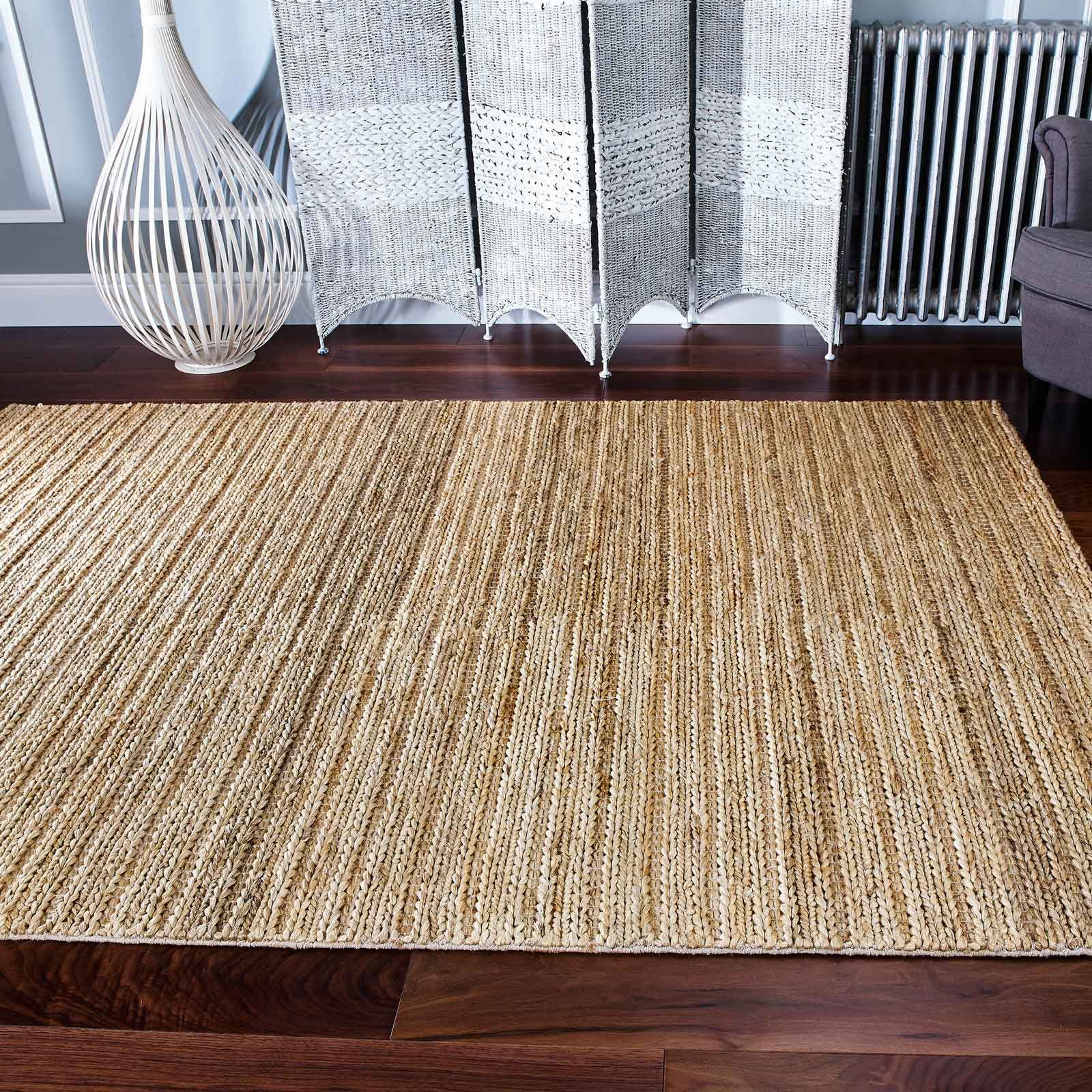 Crestwood Jute Rugs In Cream