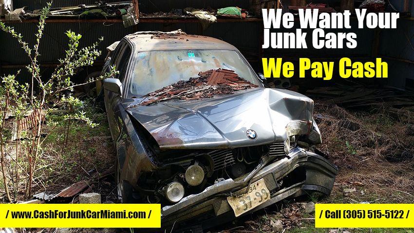 We Buy Your Junk Cars We Pay Cash CashforCars Junkcars