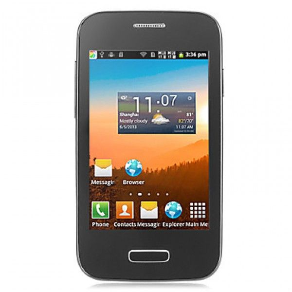 "M-HORSE 9500 Mini 3.5"" Android 2.3 2G Smartphone(WiFi,Dual SIM,256MB+512MB,Bluetooth)"