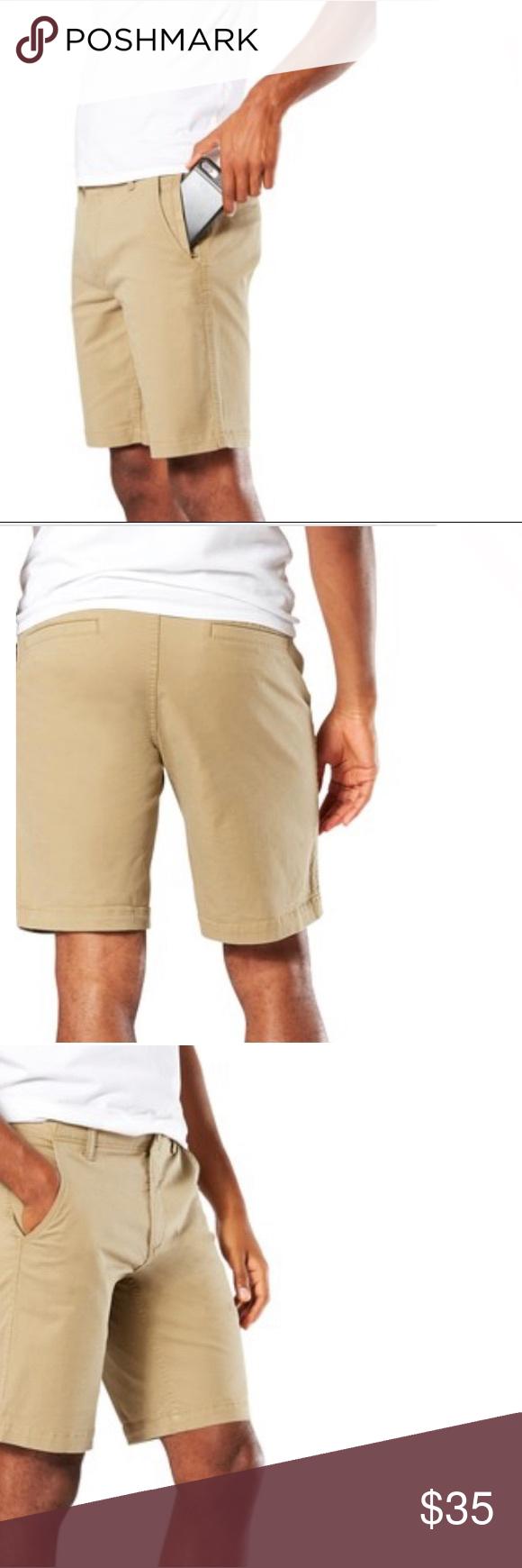 3d921a1fa713 Dockers Smart 360 FLEX Straight-Fit Shorts Men's Dockers® Smart 360 FLEX  Straight-