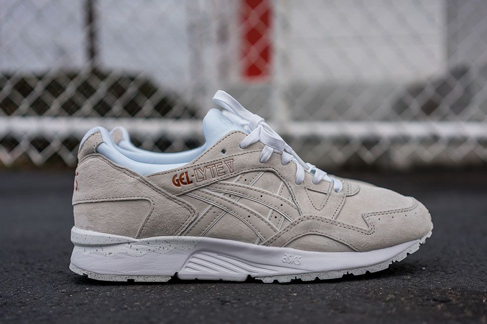 Asics Gel Lyte V Rose Gold - Kicks Links