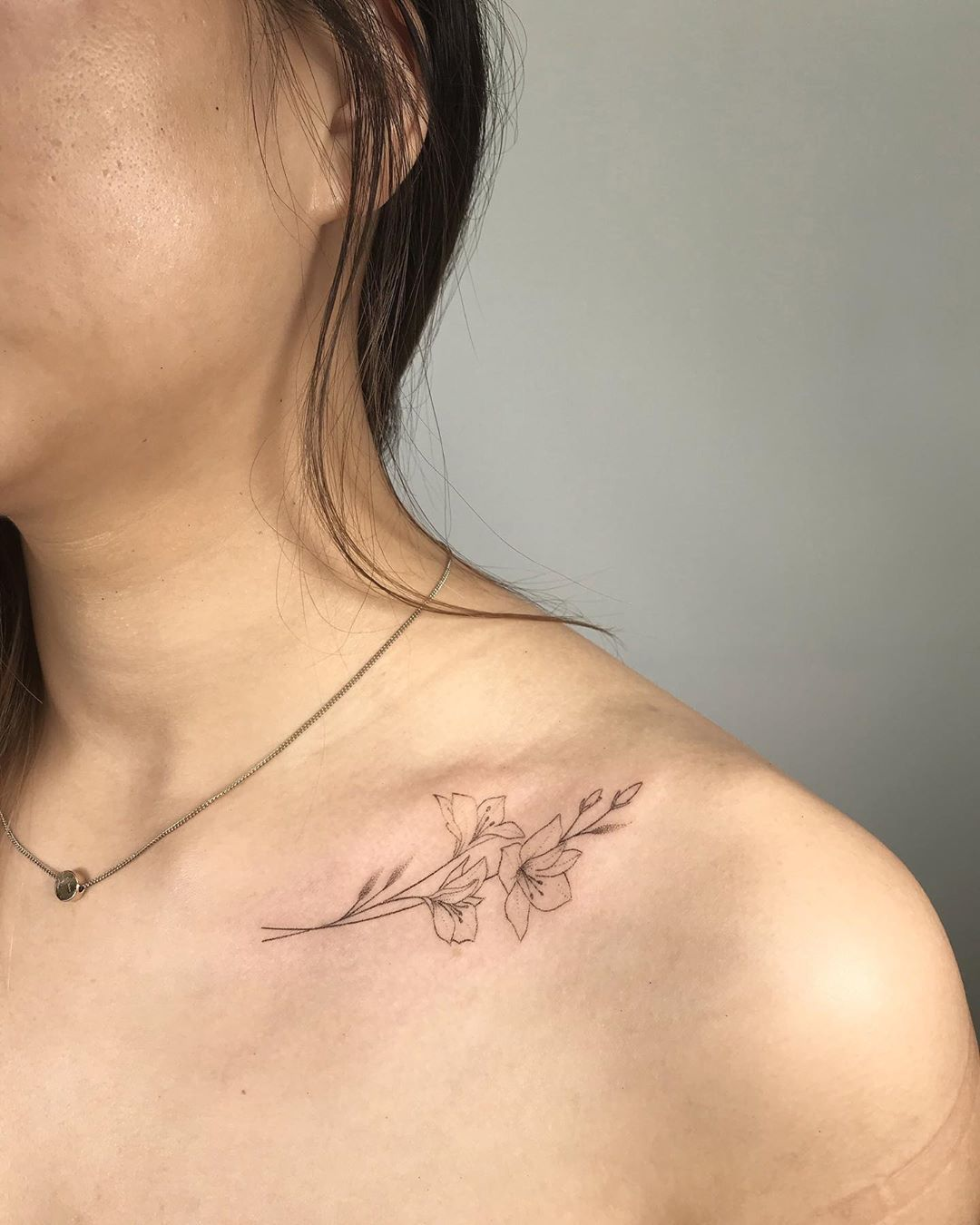Pin By Sara Donnelly On S P Ink Small Tattoos Tattoos Lily Tattoo