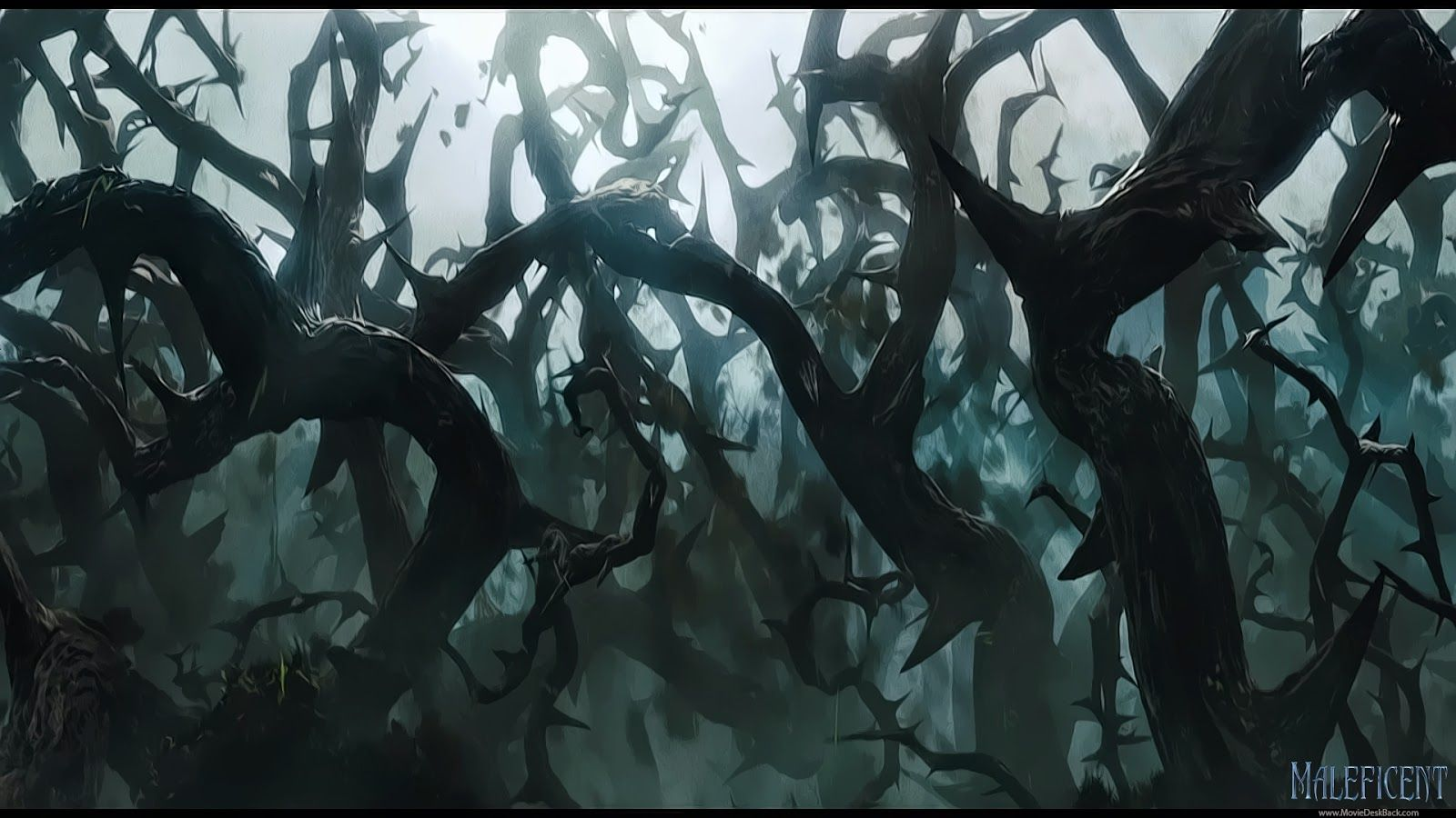 the forest of thorns part of baelathors territory in the feylands