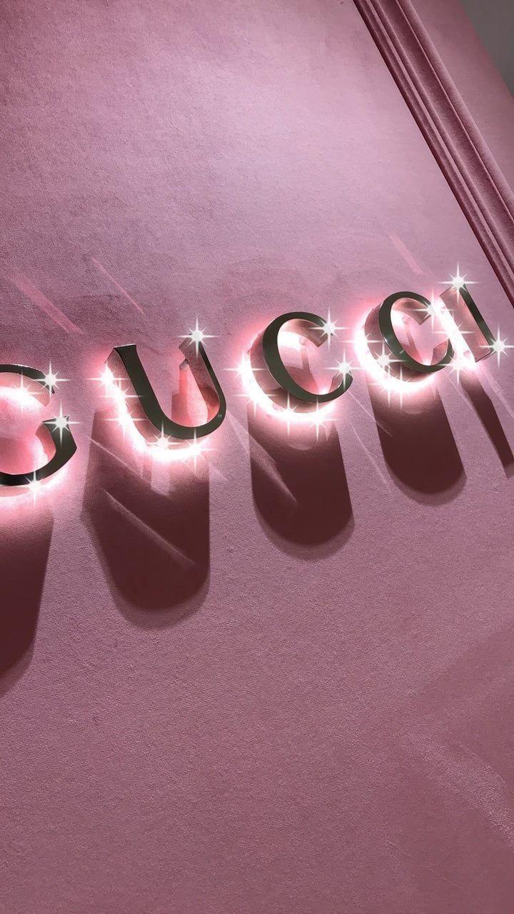 Wallpaper Pink Tumblr Aesthetic Pink Baddie Baby Pink Aesthetic Aesthetic wallpaper bling pink
