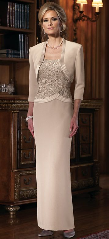 11066e17d4 Sophisticated Mother of the Bride Dresses 2018 by Mon Cheri ...