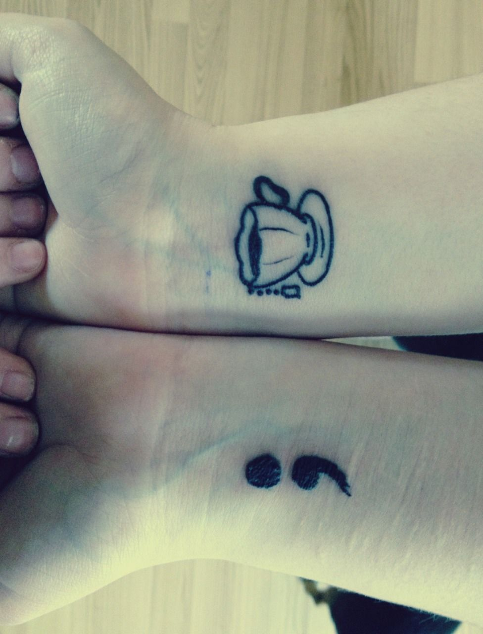 Teacup tattoo idea | Tattoo Ideas | Pinterest | Teacup tattoo ...