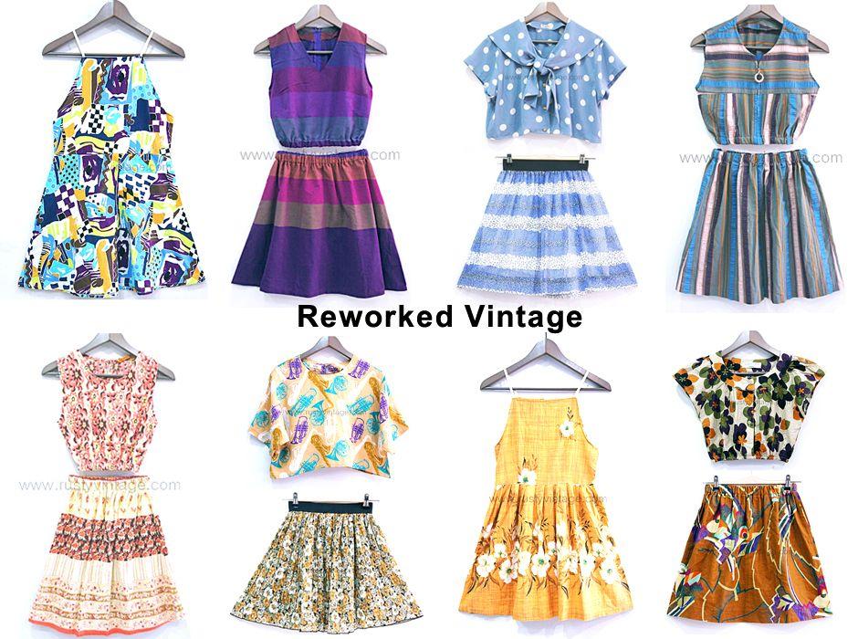 Rustyvintage Vintage Clothes Shop Vintage Outfits Vintage Dresses