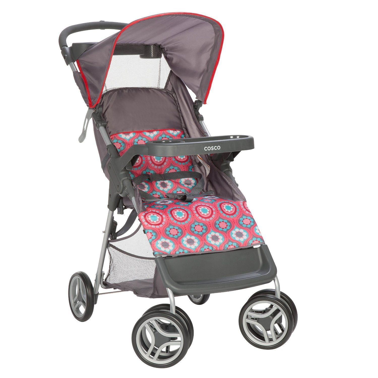 Keep your family moving with the Lift & Stroll™ Stroller
