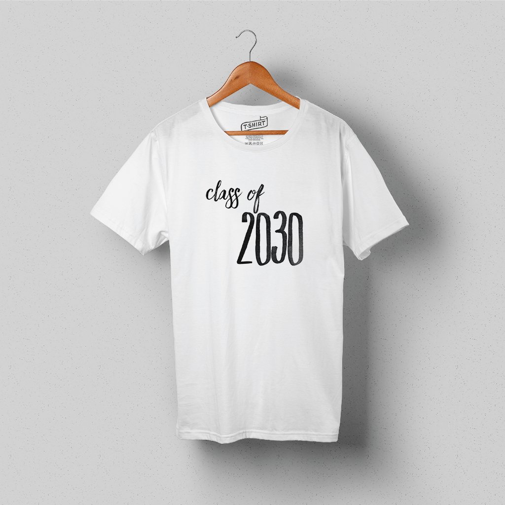 class of 2030 t shirt printable