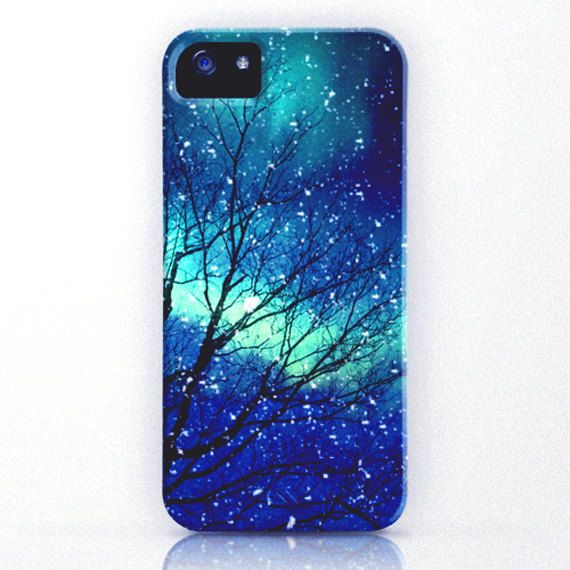 Sale iphone 5 case northern lights iphone cover cool for Creative iphone case ideas