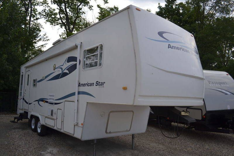 2002 Newmar American Star 30BL for sale - West Alexandria