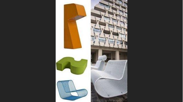 En collaboration avec le designer François Azambourg, la maison d