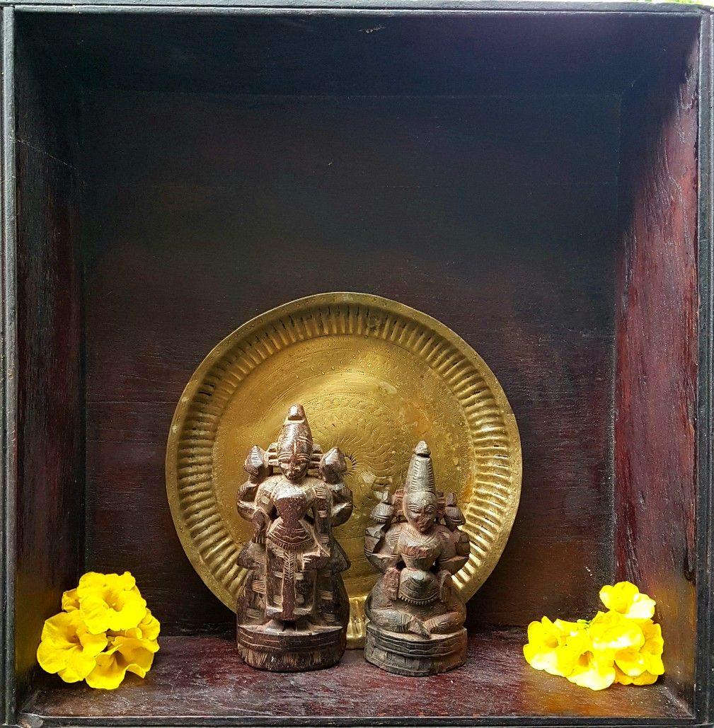 Perumal And Lakshmi (With Images)