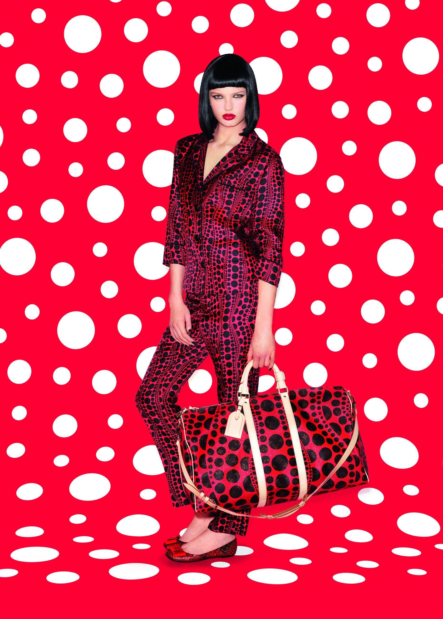 Yayoi Kusama x Louis Vuitton Collection © LOUIS VUITTON