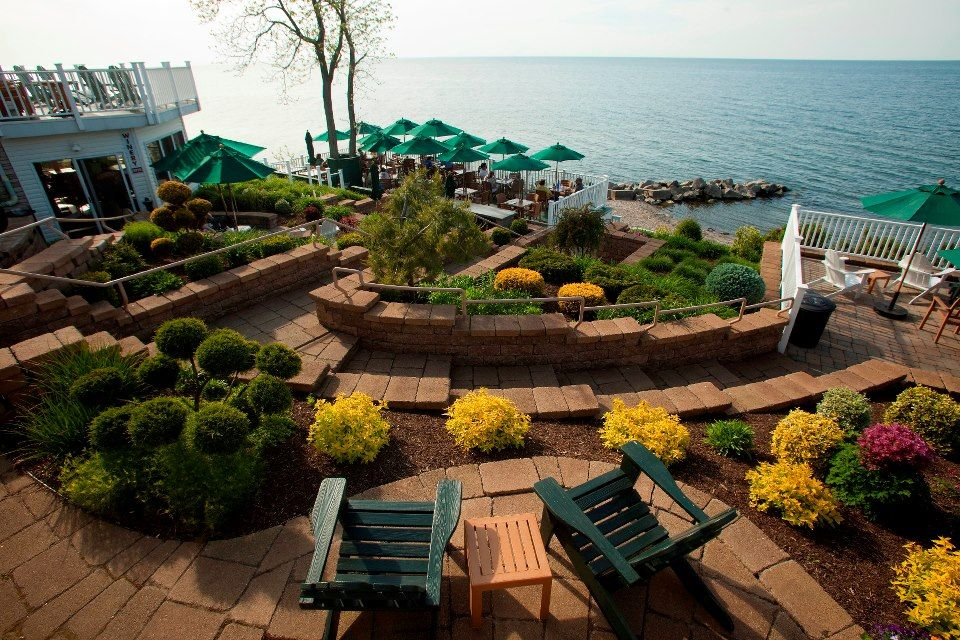 Outdoor Lake Erie View Weddings Receptions Elopements