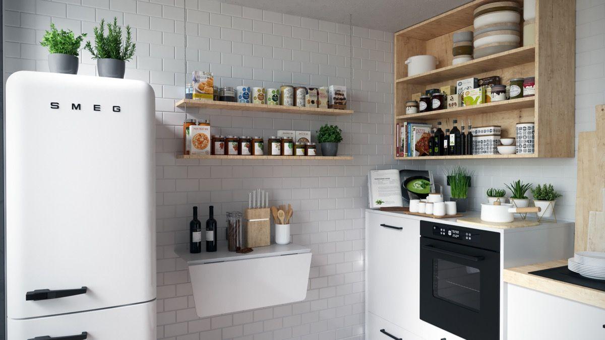 2 zimmer küchendesign  fabelhafte studioapartments mit einem stilvollen loft