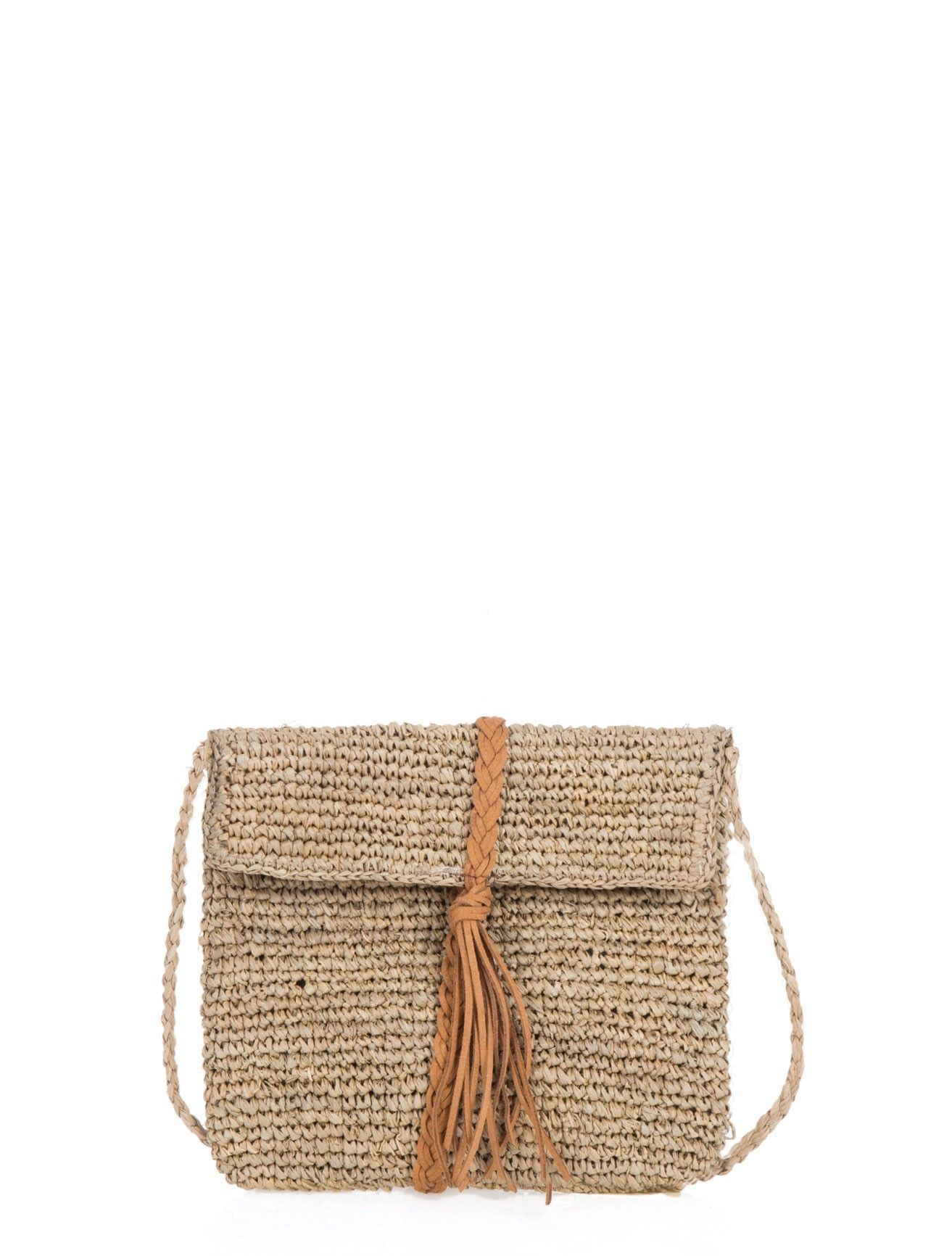 22678581f4 Scoop Mini Raffia Crossbody - Our Mini Raffia Crossbody bag is just ...