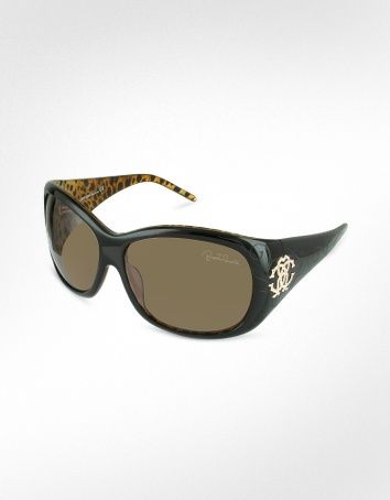Roberto Cavalli  Calcedonio - Logo Sunglasses