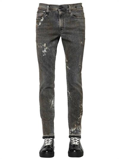 Outlet Best Prices 16cm Denim Stretch BOY Jeans Spring/summer R13 Wiki For Sale uT427WG2p