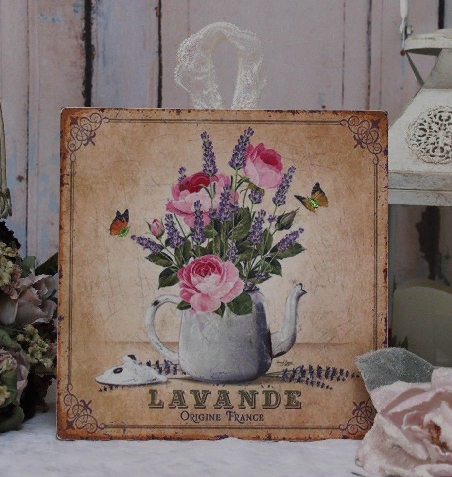 """Lavande Origine..."" Shabby Chic Vintage Country Cottage"