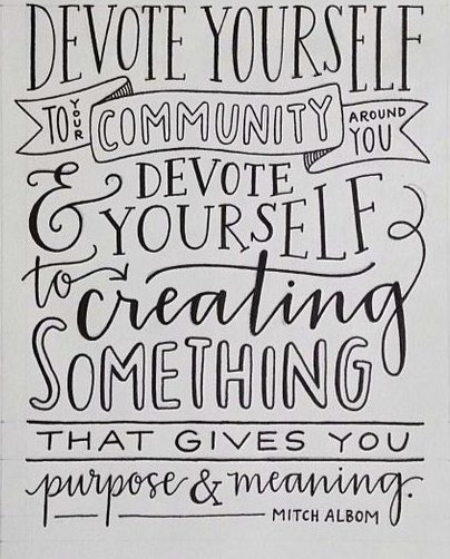 Quotes About Community Γσσ ❤ Γσσ …  Communit…
