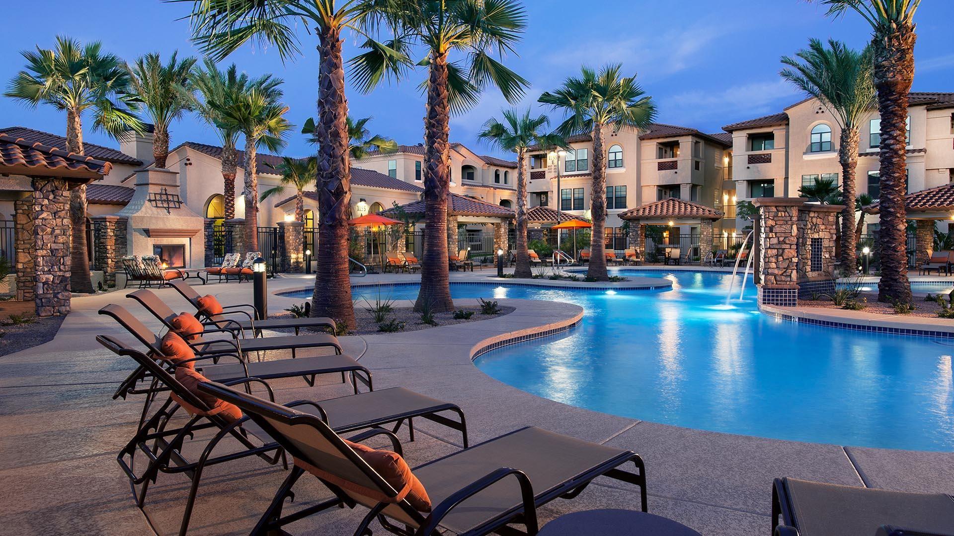 Pin By Mark Taylor Award Winning Apar On San Posada Mesa Az Scottsdale Apartments Amazing Apartments Apartment View