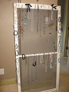 Vintage Decorating Ideas on Pinterest Jewelry Pinterest