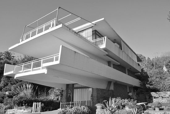 Leonardo ricci casa cardon architettura leonardo ricci 1918 1994 pinterest ricci - Ricci casa milano ...