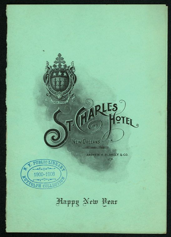 st charles hotel #type #design