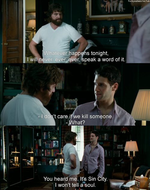 the hangover   Life Is Better When You're Laughing   Funny