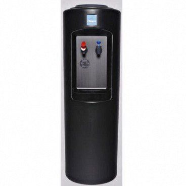 WATER COOLER AQUVERSE or CLOVER FAUCETS HOT AND COLD PUSH PADDLE