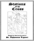 Stations of the Cross & other free Catholic Coloring pages