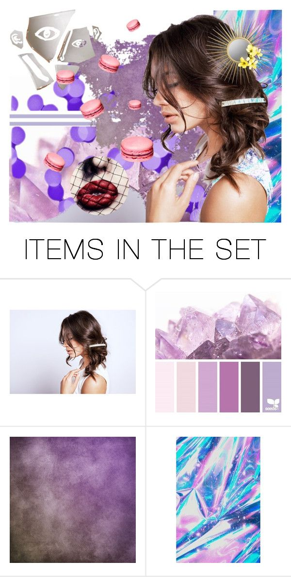 """""""0222291123PM"""" by cheesyxshirleyxo ❤ liked on Polyvore featuring art, hair, surreal, surrealism and artexpression"""