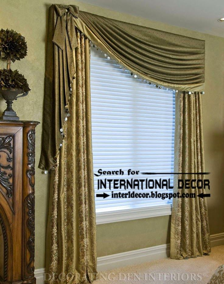 modern luxury curtain designs 2016 curtain ideas colors luxury curtains valance 2016 valance design ideas - Valance Design Ideas