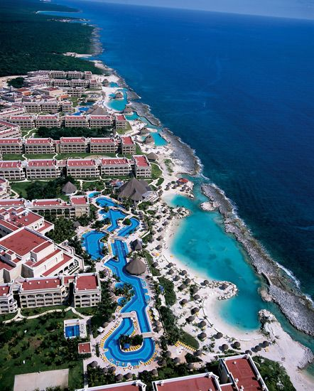 Best Riviera Maya All Inclusive Travel Agents: Aventura Spa Palace Riviera Maya