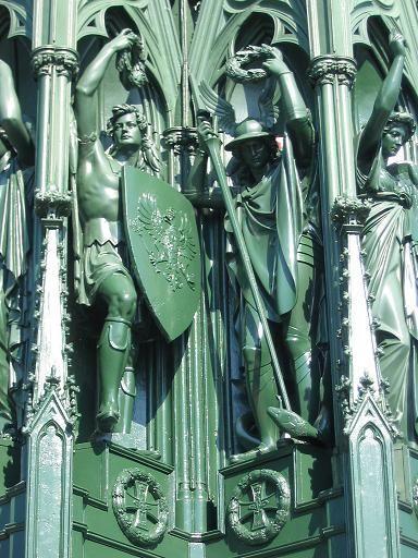 Nationaldenkmal auf dem Kreuzberg