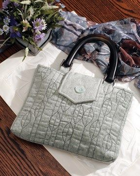Sashiko Purse Pattern on Janome website http://janome.com/en/inspire/projects/accessories/sashiko-purse/