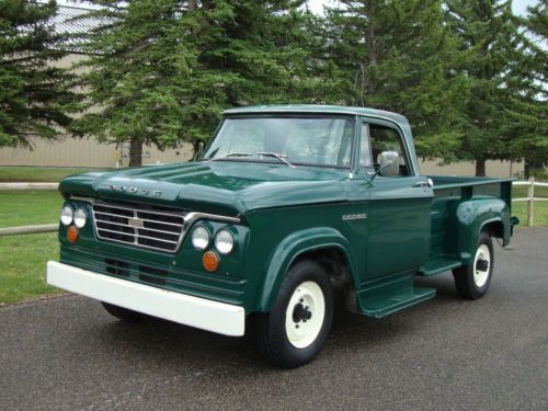 1963 dodge d300 w300 ram power wagon cummins diesel pickup truck rat rh pinterest de