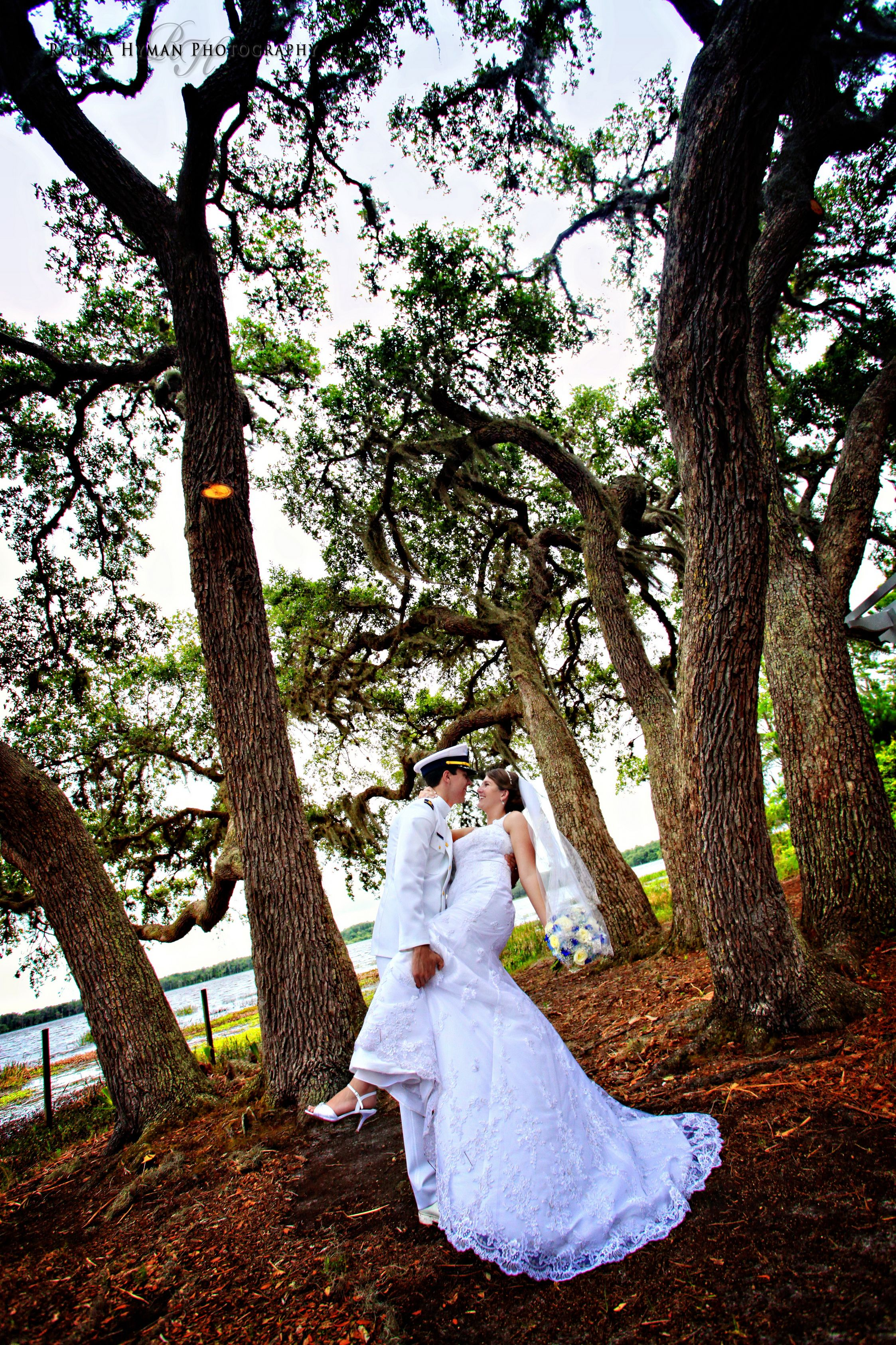 Wedding dresses lakeland fl  Military Bride and Groom Wedding at Harmony Golf Preserve Orlando