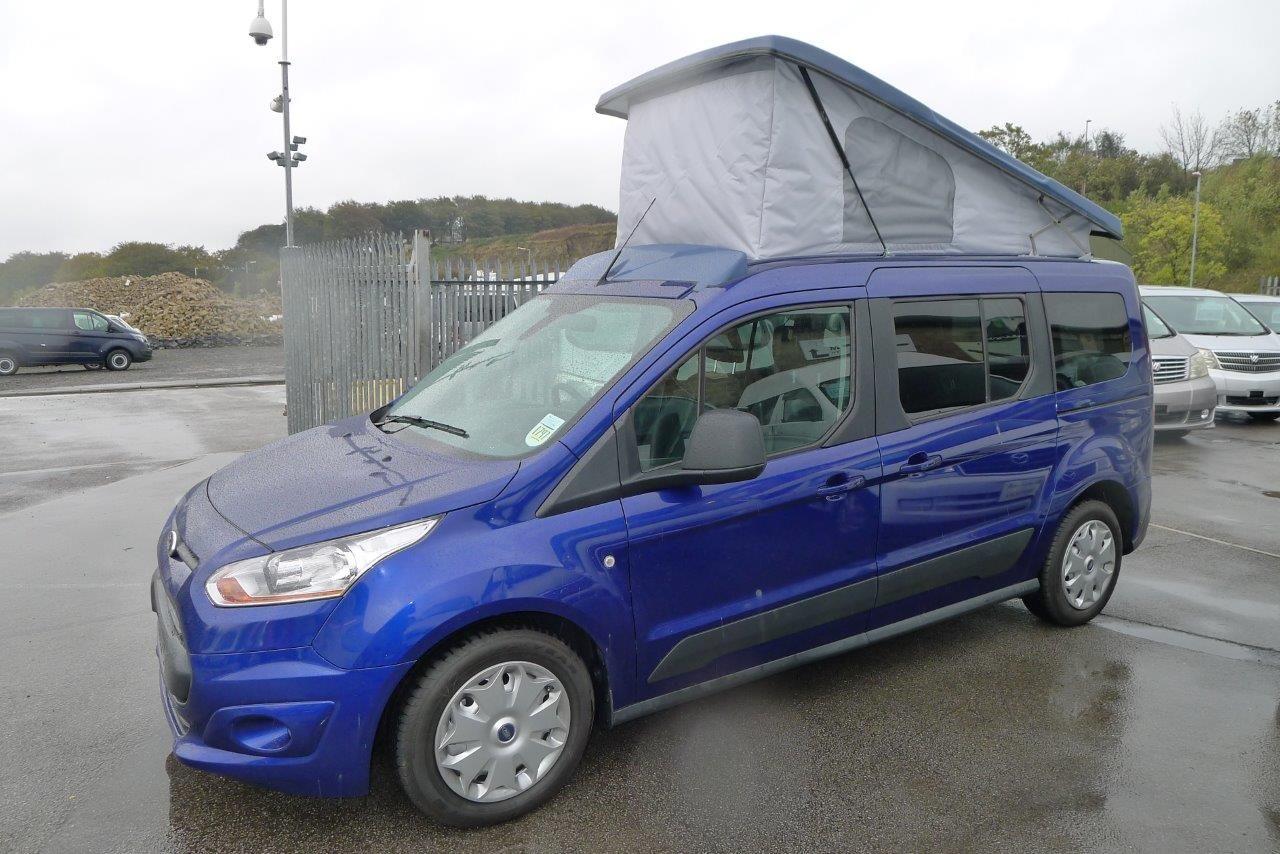 2014 transit connect wagon pop top camper autos post. Black Bedroom Furniture Sets. Home Design Ideas