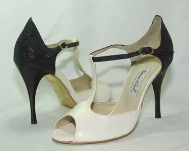 """Comme Il Faut Tango Shoes - """"Lucia"""" - 4.0"""" - $199"""