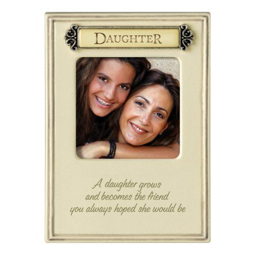 Mom Daughter Picture Frames - Famous Daughter 2018
