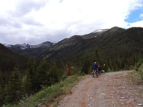 I Wanna Ride The Great Divide Bike Trail From Kalispell To Helena